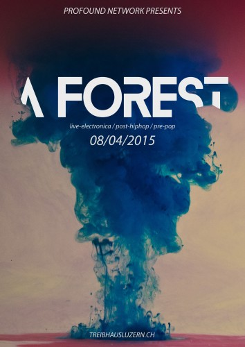 A Forest Plakat
